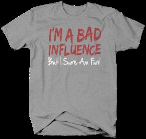 II3068-Bad Influence
