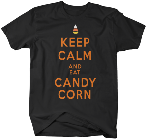 IB0283-Keep Calm Candy Corn