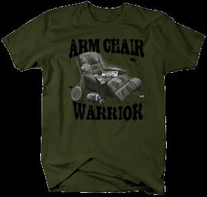II0693-Arm Chair Warrior