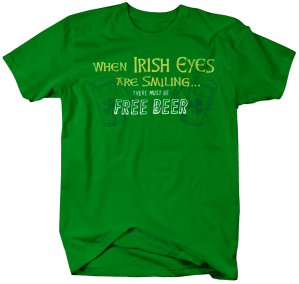 II0709-Irish Eyes