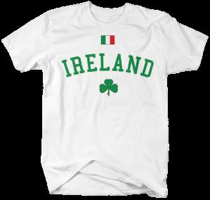 II0867-Ireland Shamrock