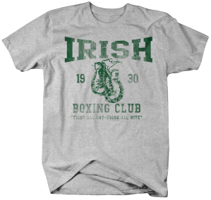 II1317-Irish Boxing 1930