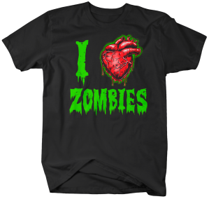 II1510-I Love Zombies