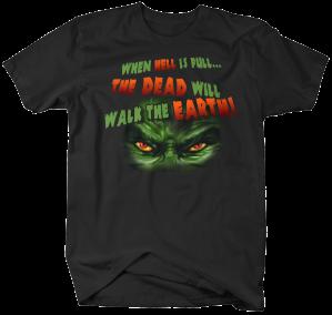 II1523-Zombies Walk the Earth
