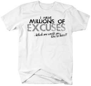 II1769-Big Small Excuses