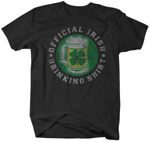II1779-Official Drinking Shirt