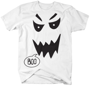 II1946-Ghost Face Boo