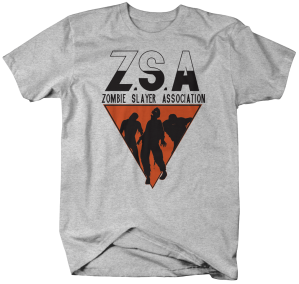 II2352-Zombie Slayer Association