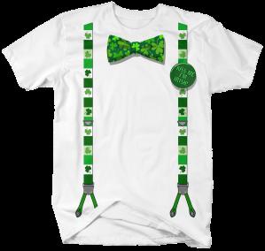 II2483-Suspenders St. Pats