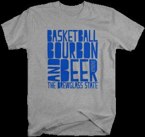 KYB019-Basketball Beer KY