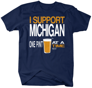 MIB022-Support One Pint MI
