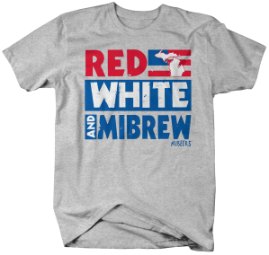 MIB028-Red White MI