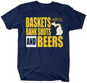 MIB040-Baskets Bank Shots Beers MI