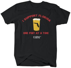 FLB007-Support Florida Pint