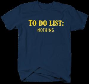 II3053-To Do Nothing